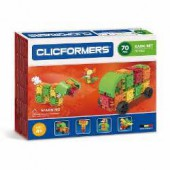 Clicformers 70 Piece Building Set