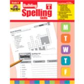 Building Spelling Skills Daily Practice, Grade 4