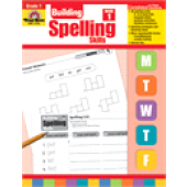Building Spelling Skills Daily Practice, Grade 1