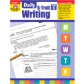 Daily 6-Trait Writing, Grade 5