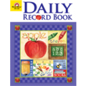 Daily Record Book - School Days