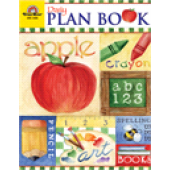 Daily Plan Book - School Days
