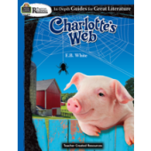 Charlotte's Web: Rigorous Reading Literature Guide