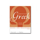 Elementary Greek 3 Textbook