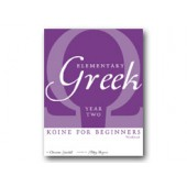 Elementary Greek 2 Workbook