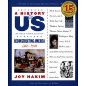 A History of US: Reconstructing America: 1865-1890 Book 7