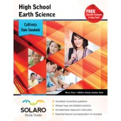 California High School Earth Science (Solaro Study Guide)
