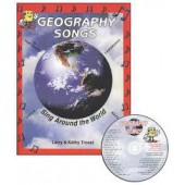 Audio Memory Geography Songs CD Kit
