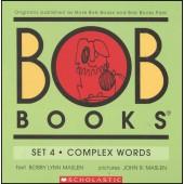 Bob Books Set 4 Complex Words