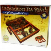 Leonardo da Vinci Self-Propelled Cart Kit