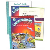 Comprehension Plus Homeschool Bundle Level E (MCP)