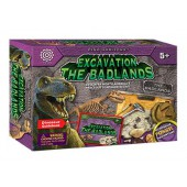 The Badlands Dinosaur Excavation Kit