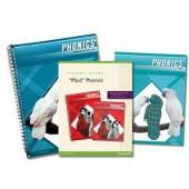 MCP Plaid Phonics Word Study Level E, Grade 5, Homeschool Bundle, 2011 Edition