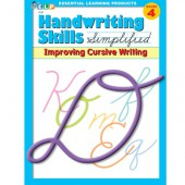 (Zaner-Bloser) Handwriting Skills Simplified - Improving Cursive Writing Grade 4
