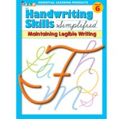 (Zaner-Bloser) Handwriting Skills Simplified - Maintaining Legible Writing Grade 6