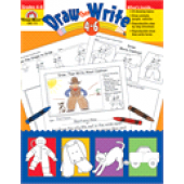 Draw...Then Write Grades 4-6