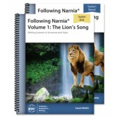 IEW Following Narnia: The Lion's Song Teacher/Student Combo