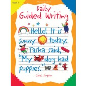 Daily Guided Writing Grade K-2