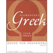 Elementary Greek 3 Workbook