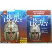 Holt World History Human Legacy Homeschool Kit