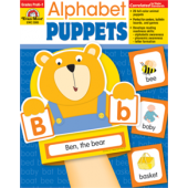 Alphabet Puppets, Grades PreK - 1
