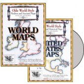 Maps Set Combo Pack on CD