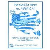 Pleased to Meet Ya America