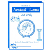 The Study of Ancient Rome, Christian Unit Study Guide