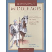 History Odyssey Middle Ages Level 1 (Plus Binder)