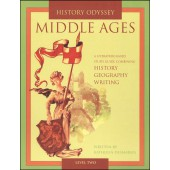 History Odyssey Middle Ages Level 2 (Plus Binder)