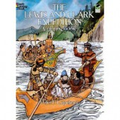 Lewis and Clark Expedition Coloring Book