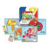 Where in the World? Board Game