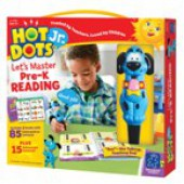 Hot Dots® Jr. Let's Master Pre-K Reading