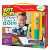 Hot Dots® Let's Master Grade 3 Reading
