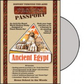 Project Passport World History Study: Ancient Egypt CD