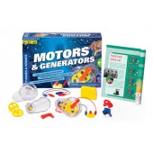 Motors and Generators Science Kit