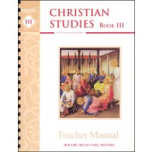 Christian Studies Book 3 Teacher's Edition