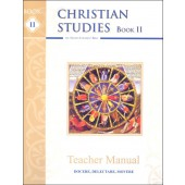 Christian Studies Book 2 Teacher's Edition