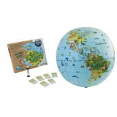 Animal Quest Globe & Game