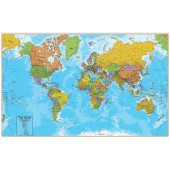 World Interactive Wall Chart with Free App