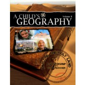 A Child's Geography:  Explore the Holy Land (Book & CD)