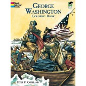 George Washinton Coloring Book