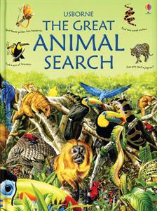 Usborne The Great Animal Search