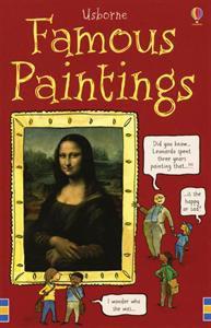 Famous Paintings-Usborne Activity Cards