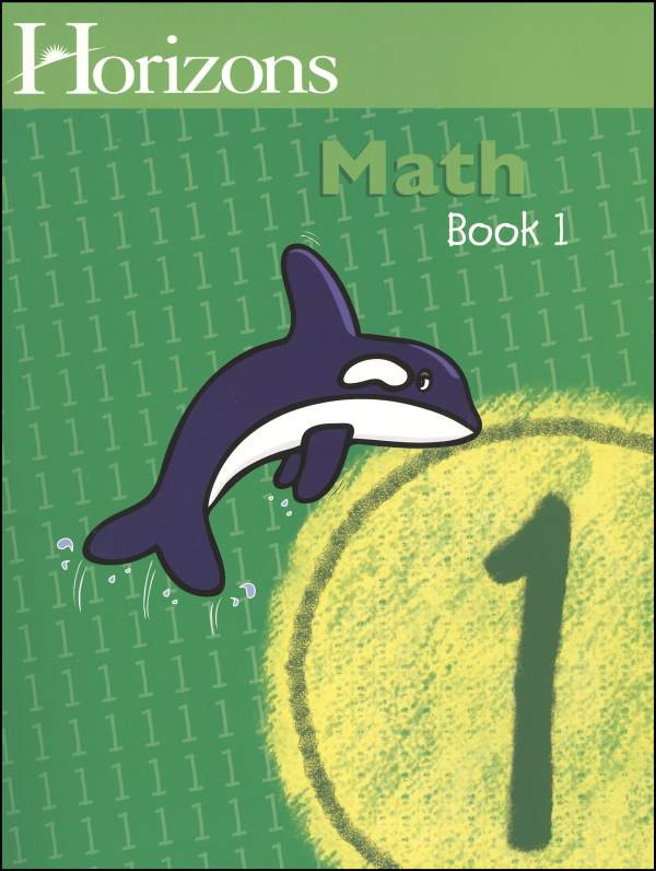 Horizons Math 1 Book 1