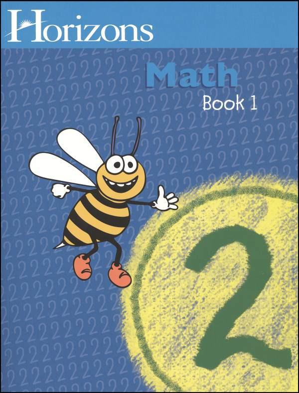 Horizons Math 2 Book 1