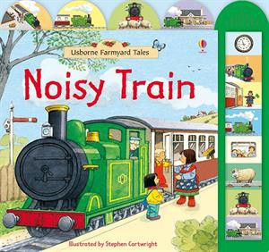 Usborne Noisy Train