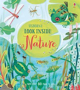 Usborne Look Inside Nature