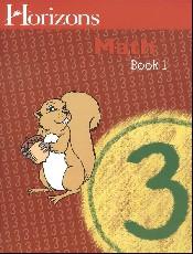 Horizons Math 3 Book 2