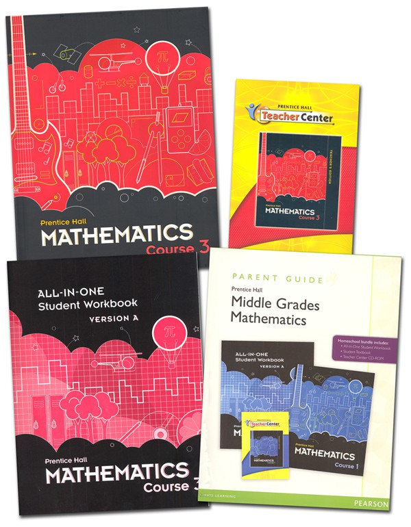 A Brighter Child - Prentice Hall Middle School Math - Course 3